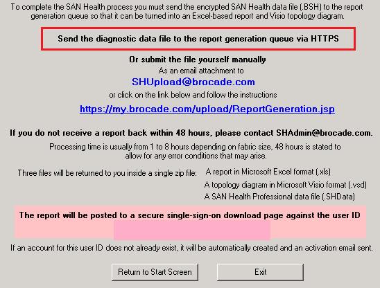 7 send results