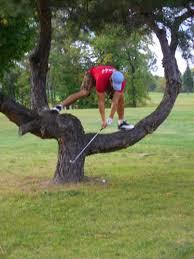 bad golf swing
