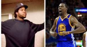 Ice Cube and Kevin Durant join Rubrik