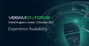 Veeamon forum london logo