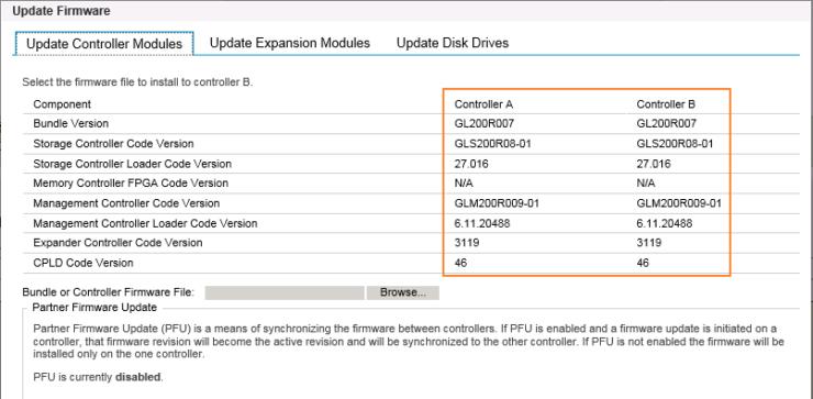 HPE MSA Upgrade – d8taDude